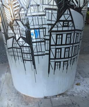 Klebebande Berlin
