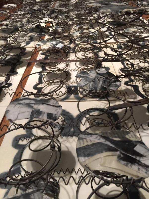 Emmy Horstkamp - Installation - Made Your Bed