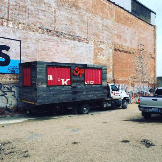 ReSurfaced - Bar -Shipping Container
