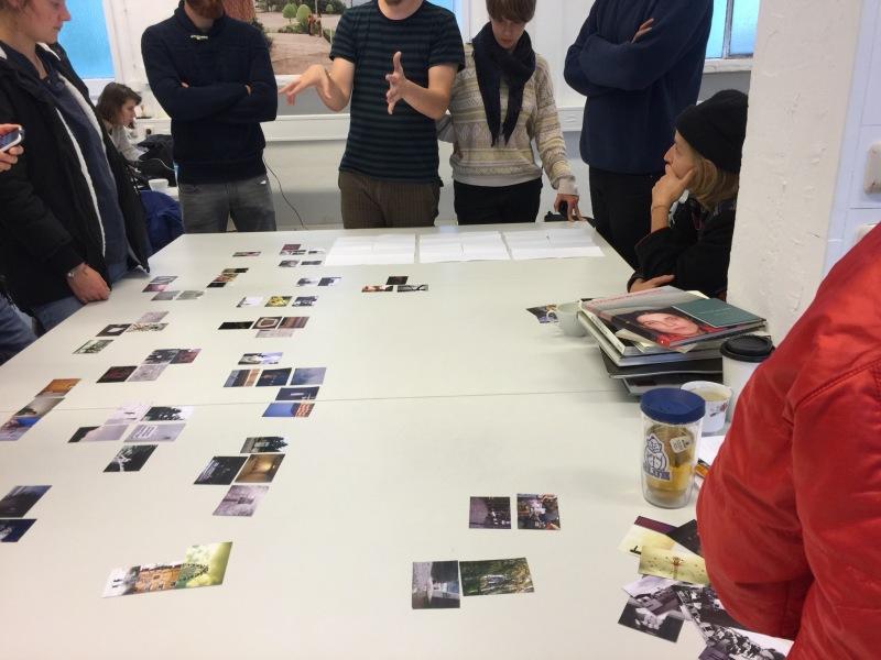 Belgrade Raw Munich Workshop first Edit