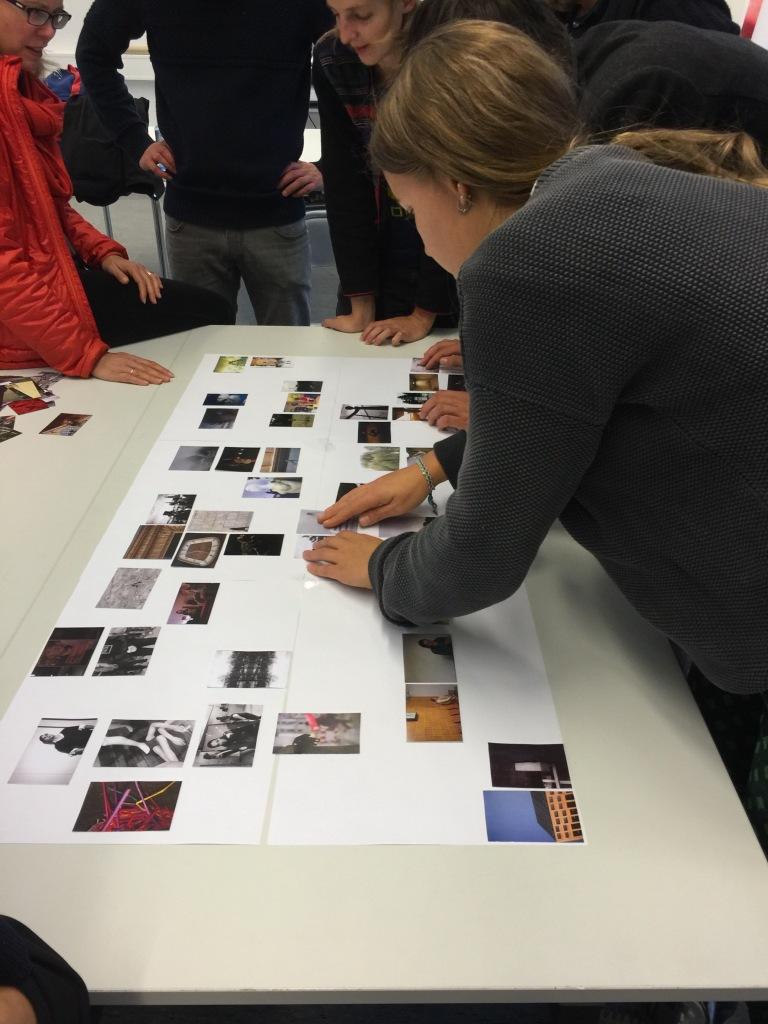 Munich artists FotoDoks Raw Workshop Book Designing