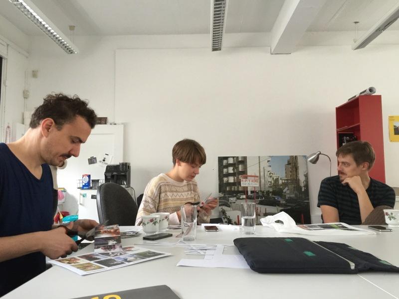 The FotoDoks Raw Workshop Team