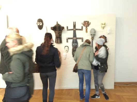 Masks - Goethestrasse 53