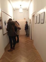 Gallery hallway Goethestrasse 53