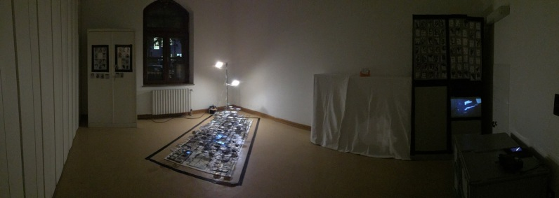 Made Your Bed Room Installation by Emmy Horstkamp Dahoam is Dahoam is wo? Exhibition