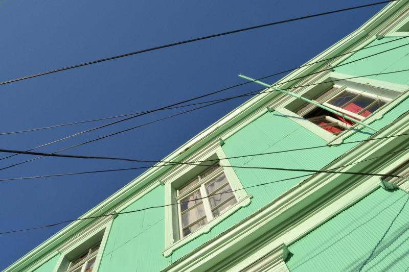 chris tomas – valparaíso #2 house in valparaíso, chile  digital photopraphy -- 2014 -- 1/10 price on request, depending on size
