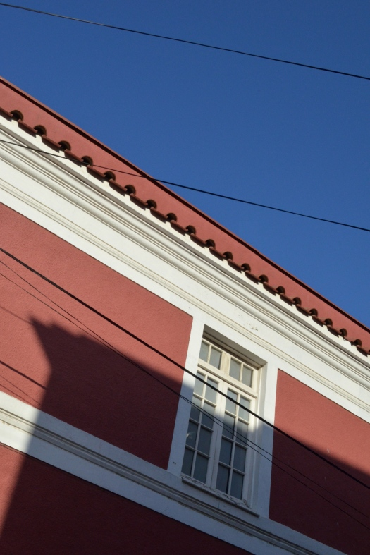 chris tomas – valparaíso #3 house in valparaíso, chile  digital photopraphy -- 2014 -- 1/10 price on request, depending on size