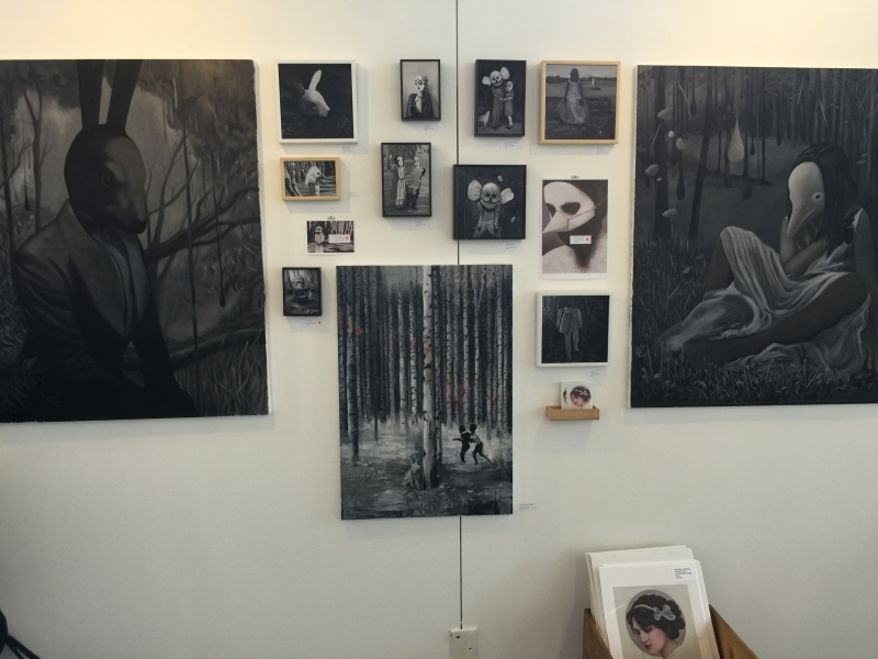 Munich Artists Tanja Hirschfeld