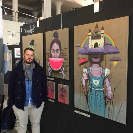 Munich Artists Mr. Woodland