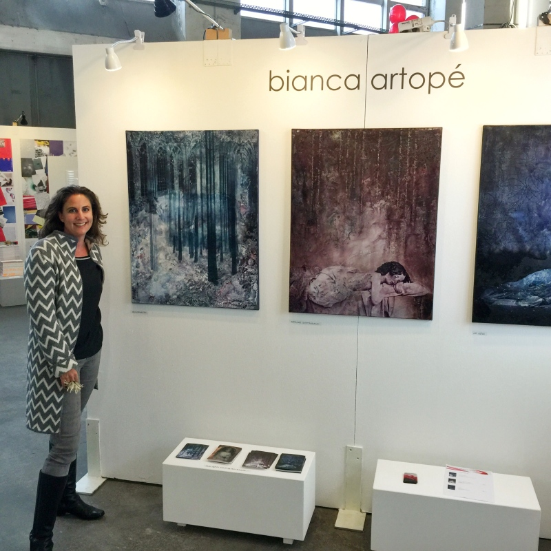 Munich Artists Bianca Artope