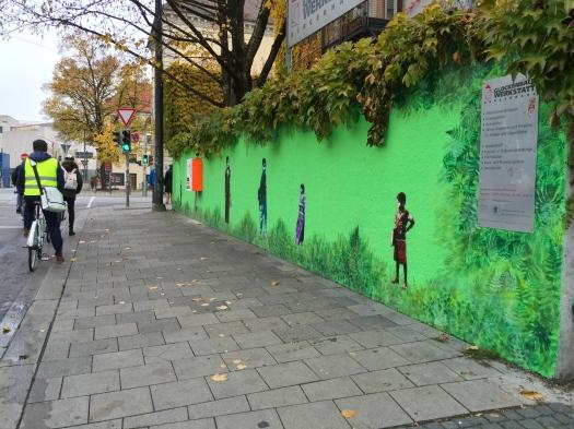 Munich Artists Visit TONA in Glockenbachviertel