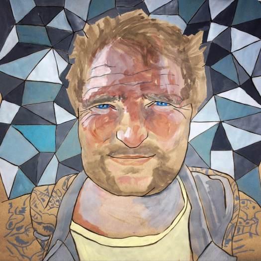Munich Artists Manuela Illera Portrait Gardner