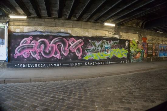 HNRX Tumblingerstrasse