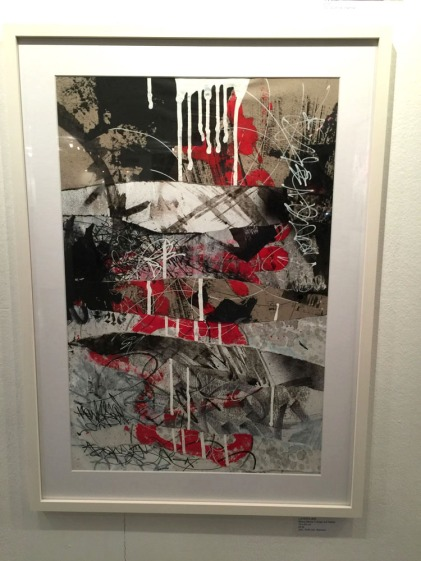 Patrick Hartl Newest Works Collage