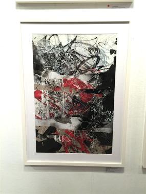 Patrick Hartl Newest Works - Collage