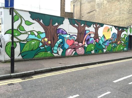 Munich Artists london street art inspiration photographed by Emmy Horstkamp March 2016IMG_7593