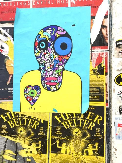 Munich Artists london street art inspiration photographed by Emmy Horstkamp March 2016IMG_7722