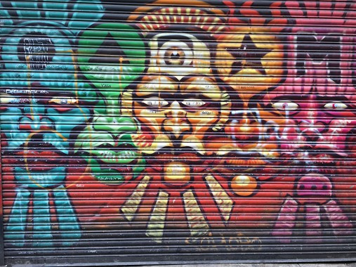 Munich Artists london street art inspiration photographed by Emmy Horstkamp March 2016IMG_7738