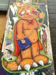 Munich Artists london street art inspiration photographed by Emmy Horstkamp March 2016IMG_7775