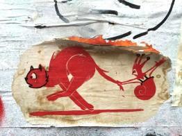 Munich Artists london street art inspiration photographed by Emmy Horstkamp March 2016IMG_7841