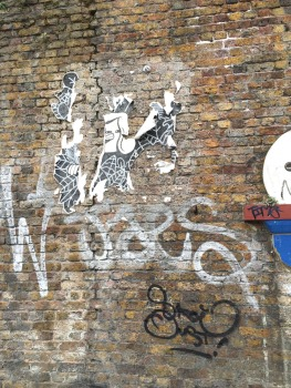 Munich Artists london street art inspiration photographed by Emmy Horstkamp March 2016IMG_7848