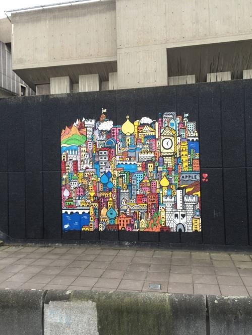 Munich Artists london street art inspiration photographed by Emmy Horstkamp March 2016IMG_8275