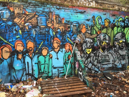 Munich Artists london street art inspiration photographed by Emmy Horstkamp March 2016IMG_8466