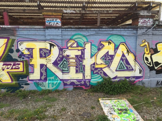 Munich Artists street art Deadline Art Festival and Tumblinger strasse may 201613128725_1020934007961746_1424013889_o
