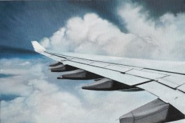 Munich Artists Michaela Wuehr - Airborn- 420Euro - 30x20cm