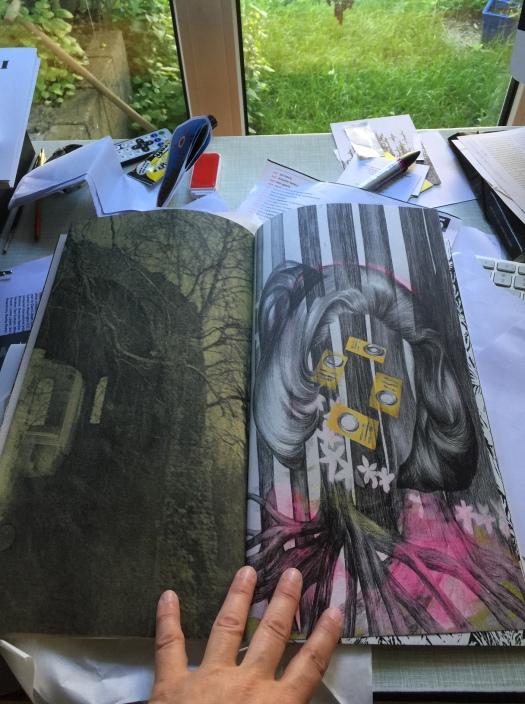 art in basel 2016-june-art-fairs-i never readIMG_2439