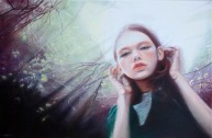 Michaela Wuehr - her -2200Euro - 90cm x 60cm