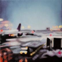 Michaela Wuehr - Idelwilde -640Euro-30x30cm