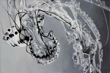Michaela Wuehr-Jellyfish-1200Euro-60x40cm