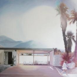 Michaela Wuehr- Sunnyview-2400Euro 80x80cm