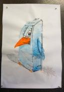 #1 Neuperlach Zoo Chapter 2 - Bird - DerBlauenVogel