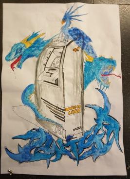 #8 Neuperlach Zoo Chapter 2 -Dragon -