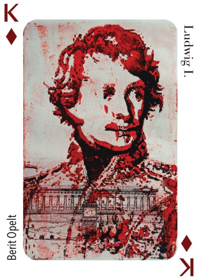 Munich Artists Playing Cards 2016