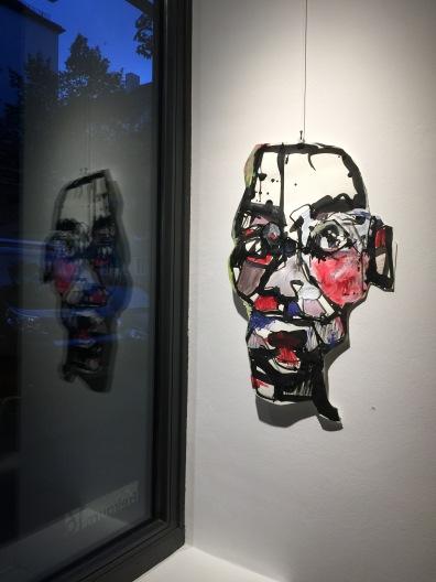 Current artwork by Petra Amtsberg Hoffmann