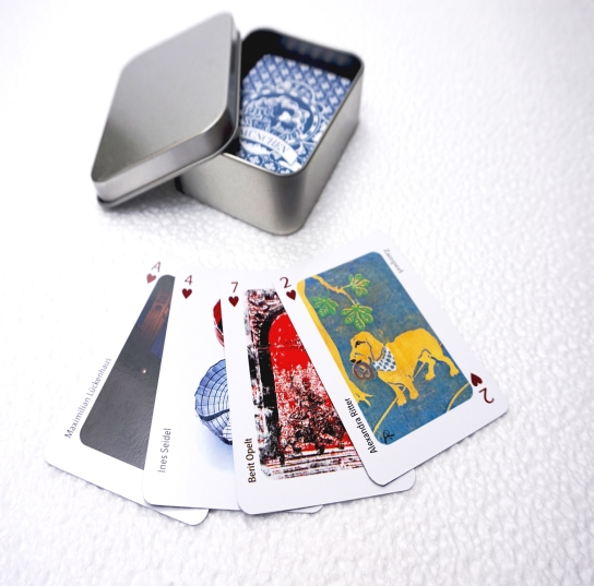 Munich Artists Playing Cards