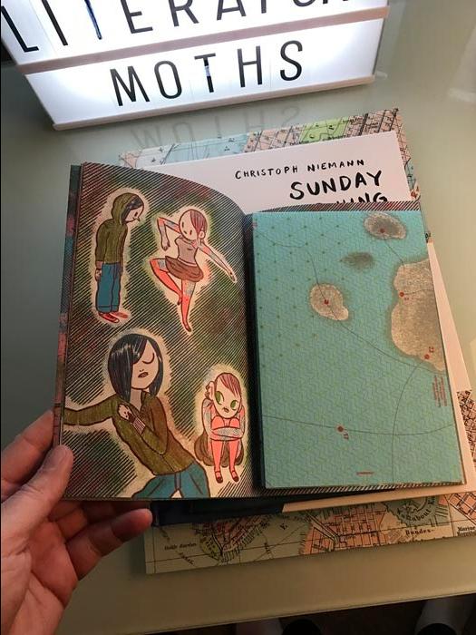 Literature Moths book Haul February 2017