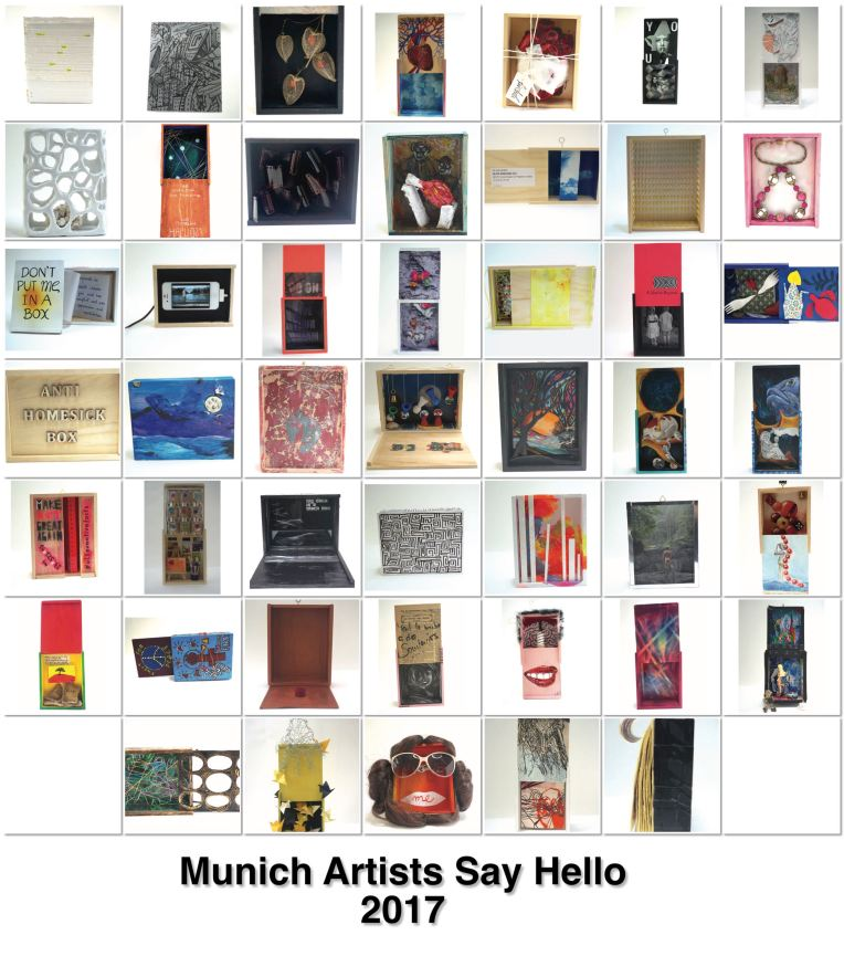 munich Artists Say Hello 2017 for facebook