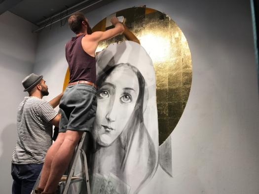 munich artists innerfields installation 2017 odeonsplatzIMG_2549