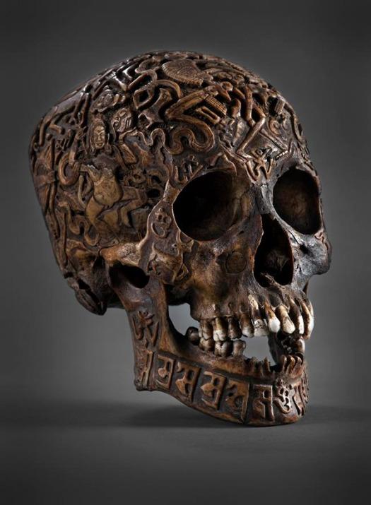 tibetan-kapala-engraved-skull