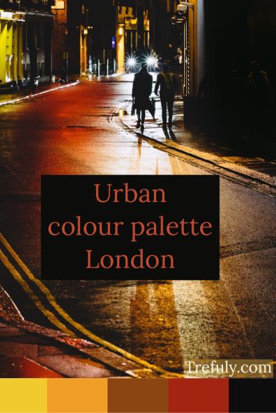 Trefu Urban Colour Palette